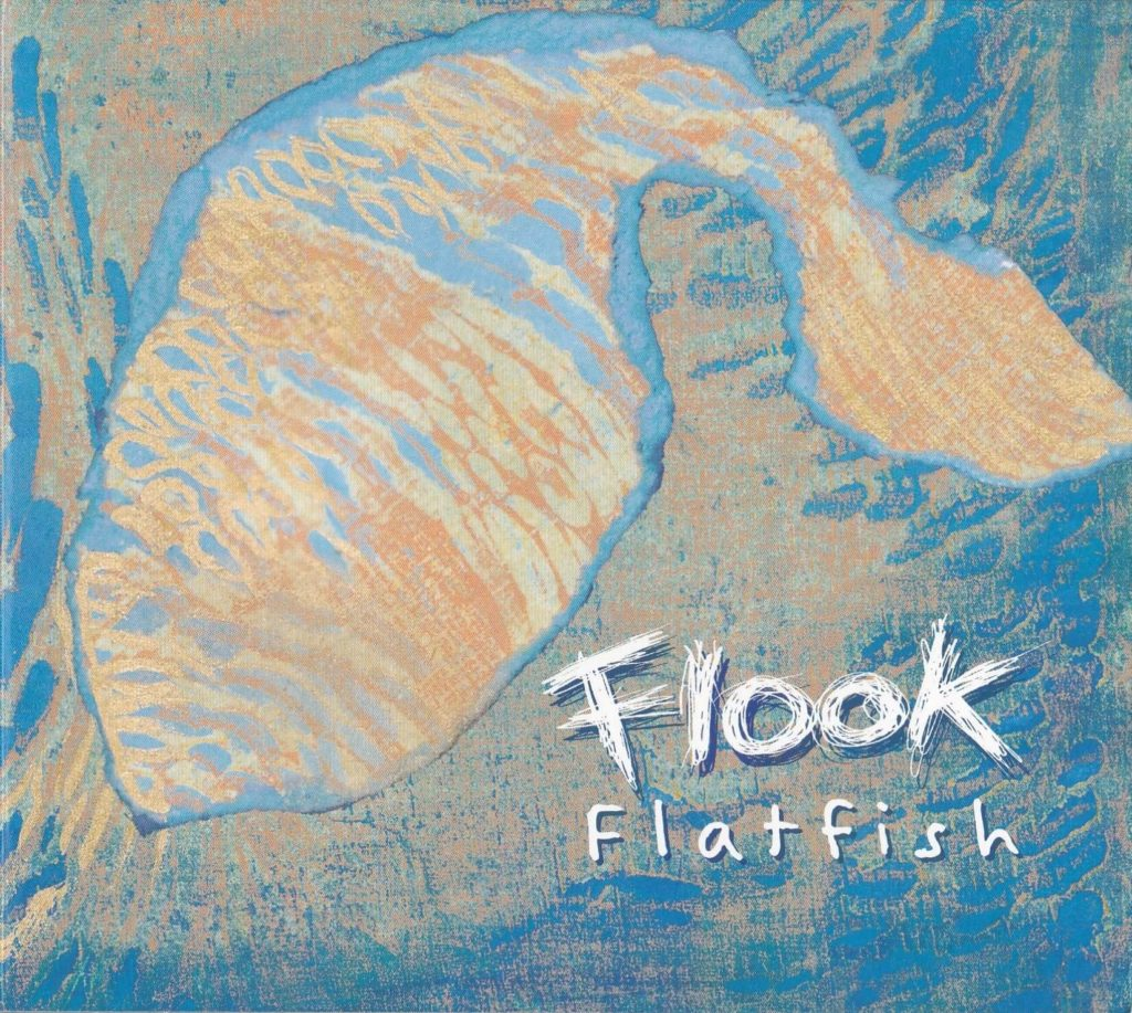 FlookのファーストアルバムFlatfish