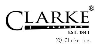Clarke社のロゴ