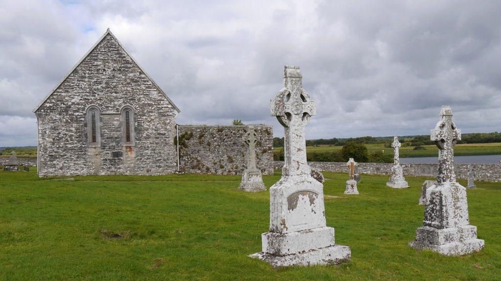 アイルランドのケルト十字